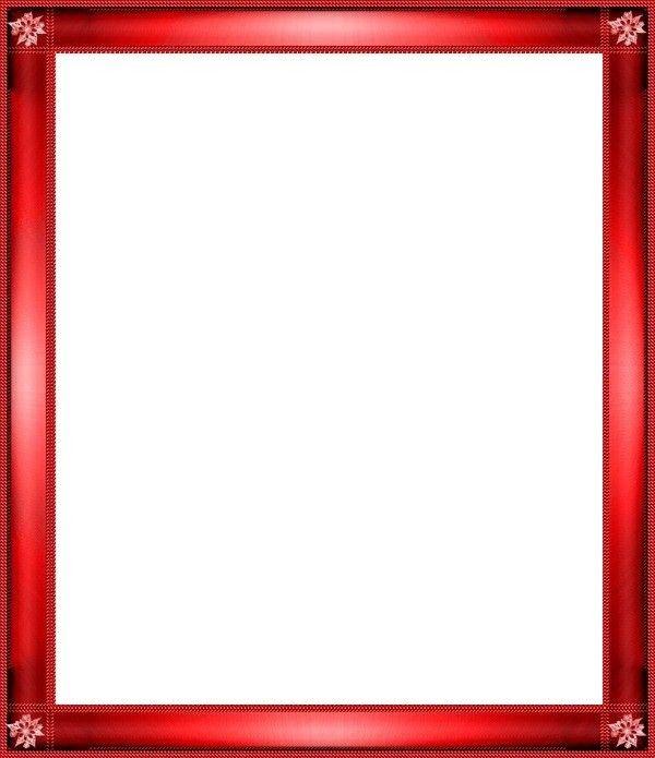 Cadre rouge - Cadre photo rouge design ...
