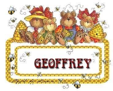 Prenoms geoffrey - Geoffrey prenom ...