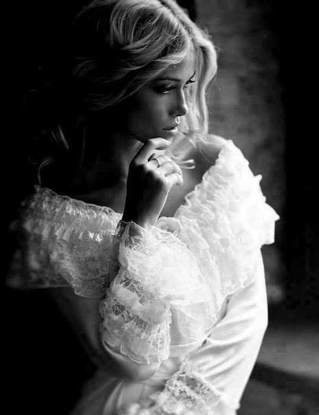 Images noir et blanc - Photo romantique noir et blanc ...